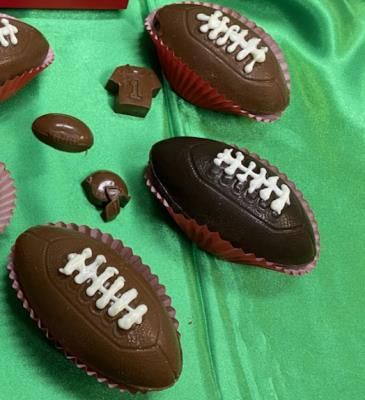 Specialty Football Chocolate Bomb